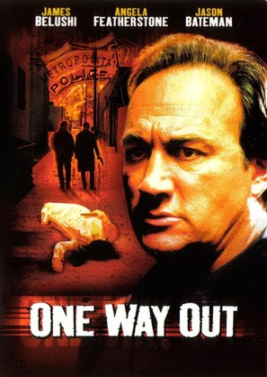 One Way Out - DVD cover (thumbnail)