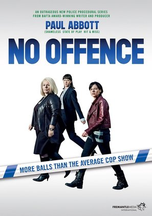 """No Offence"" - British Movie Poster (thumbnail)"