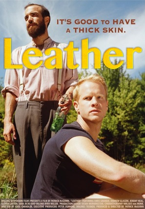 Leather - Movie Poster (thumbnail)