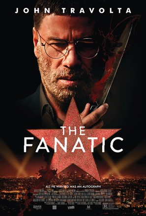 The Fanatic - Movie Poster (thumbnail)