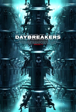 Daybreakers - Movie Poster (thumbnail)