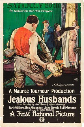 Jealous Husbands - Movie Poster (thumbnail)