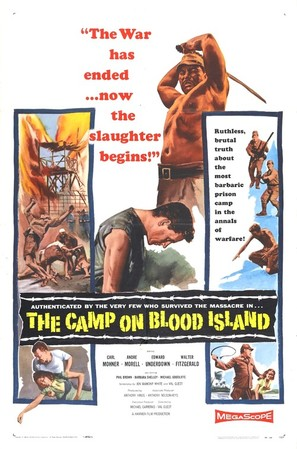 The Camp on Blood Island - Movie Poster (thumbnail)