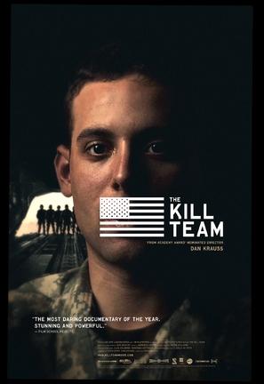 The Kill Team - Movie Poster (thumbnail)