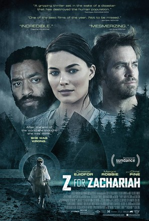 Z for Zachariah - Movie Poster (thumbnail)