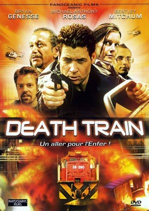 Death Train - French Movie Cover (thumbnail)