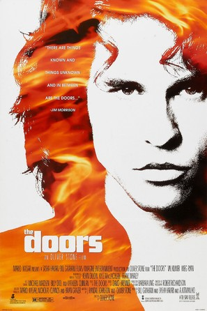 The Doors - Movie Poster (thumbnail)