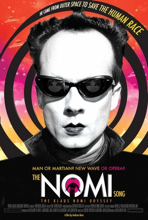 The Nomi Song - Movie Poster (thumbnail)