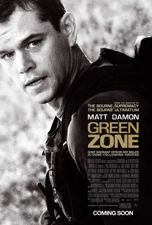 Green Zone - Movie Poster (thumbnail)