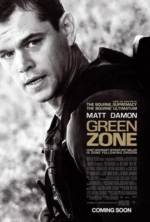 Green Zone - Movie Poster (thumbnail)