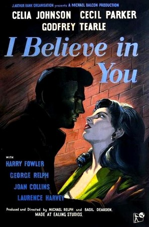 I Believe in You - British Movie Poster (thumbnail)