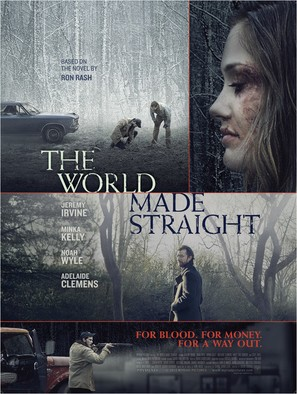 The World Made Straight - Movie Poster (thumbnail)