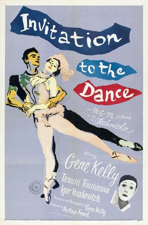 Invitation to the Dance - Movie Poster (thumbnail)
