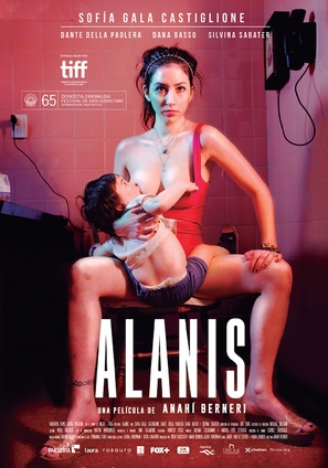 Alanis - Argentinian Movie Poster (thumbnail)