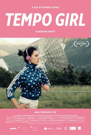 Tempo Girl - Swiss Movie Poster (thumbnail)