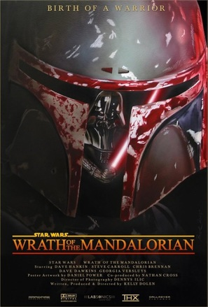 Star Wars: Wrath of the Mandalorian - Movie Poster (thumbnail)