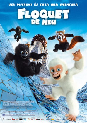 Floquet de Neu - Andorran Movie Poster (thumbnail)