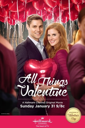 All Things Valentine - Movie Poster (thumbnail)