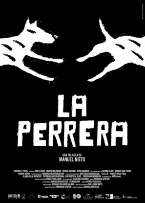 La perrera - Spanish Movie Poster (thumbnail)