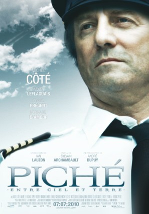 Piché: entre ciel et terre - Canadian Movie Poster (thumbnail)