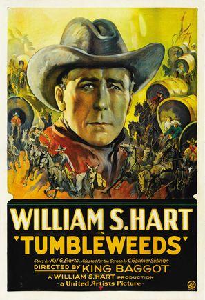 Tumbleweeds - Movie Poster (thumbnail)