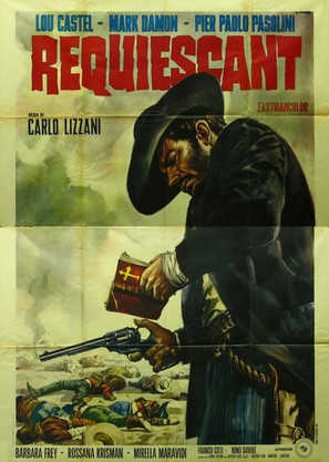 Requiescant - Italian Movie Poster (thumbnail)