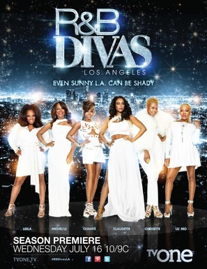 """R&B Divas"" - Movie Poster (thumbnail)"