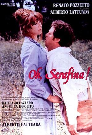 Oh, Serafina! - Italian Movie Poster (thumbnail)