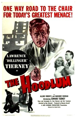 The Hoodlum - Theatrical poster (thumbnail)