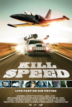 Kill Speed - Movie Poster (thumbnail)