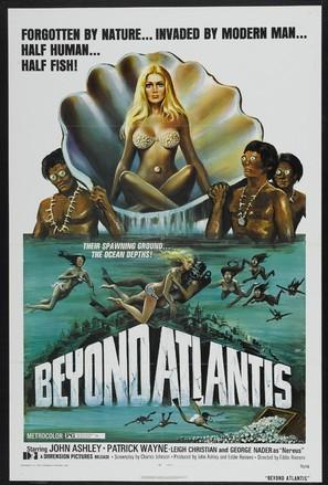 Beyond Atlantis - Movie Poster (thumbnail)