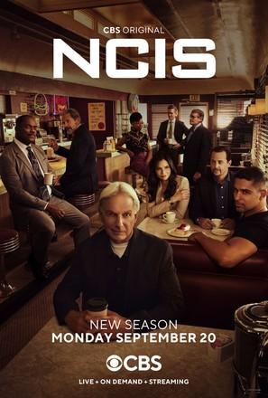 """Navy NCIS: Naval Criminal Investigative Service"" - Movie Poster (thumbnail)"