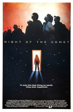 Night of the Comet - Movie Poster (thumbnail)