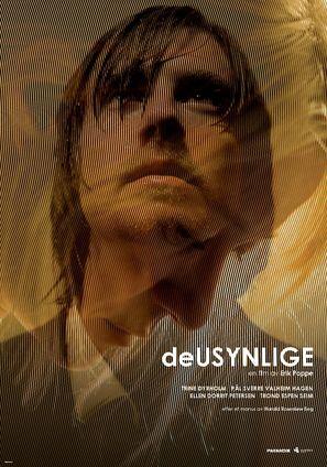 DeUsynlige - Norwegian Movie Poster (thumbnail)