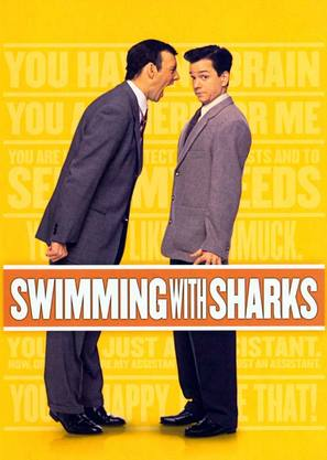 Swimming with Sharks - poster (thumbnail)