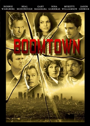 """Boomtown"" - DVD movie cover (thumbnail)"