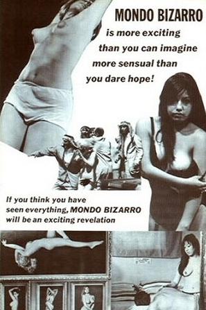 Mondo Bizarro - Movie Poster (thumbnail)