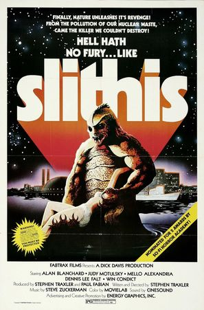 Spawn of the Slithis - Movie Poster (thumbnail)