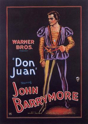 Don Juan - Movie Poster (thumbnail)