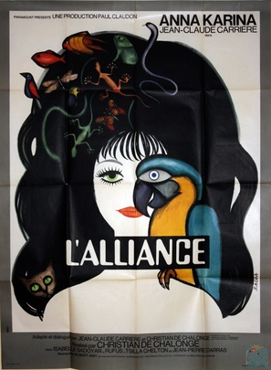 L'alliance - French Movie Poster (thumbnail)