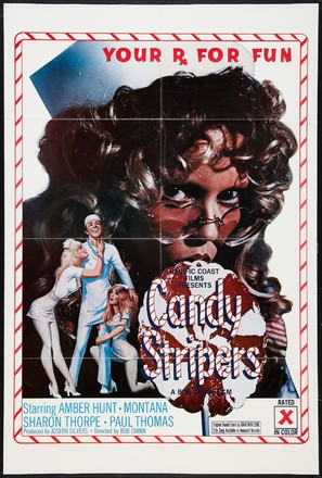 Candy Stripers - Movie Poster (thumbnail)