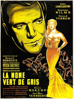 La môme vert de gris - French Movie Poster (thumbnail)