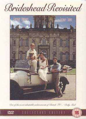 """Brideshead Revisited"" - British DVD movie cover (thumbnail)"
