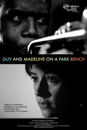 Guy and Madeline on a Park Bench - Movie Poster (thumbnail)