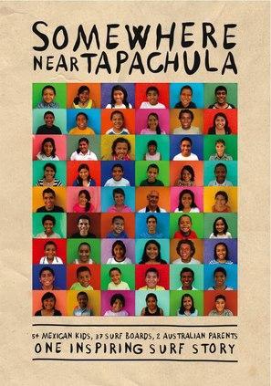 Somewhere Near Tapachula - Australian Movie Poster (thumbnail)