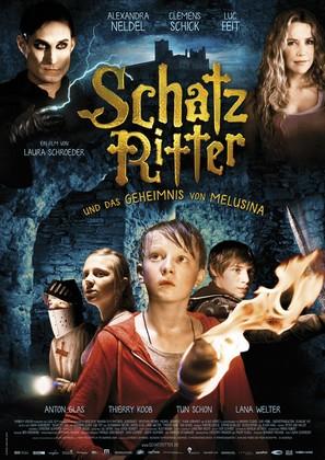 Schatzritter - German Movie Poster (thumbnail)