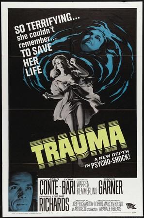 Trauma - Movie Poster (thumbnail)