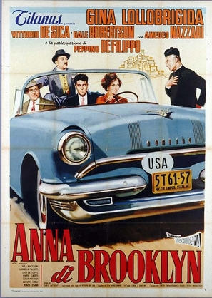 Anna di Brooklyn - Italian Movie Poster (thumbnail)