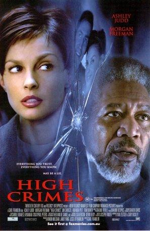 High Crimes - Movie Poster (thumbnail)