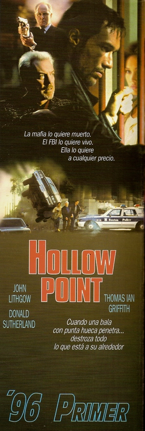 Hollow Point - Argentinian poster (thumbnail)